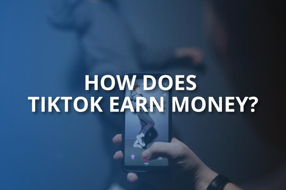 how does tiktok earn money